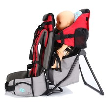 Baby Child Hiking Carrier Backpack  Toddler Travel Backrest Outdoor Climbing Chair Shoulder Carry Back Chair