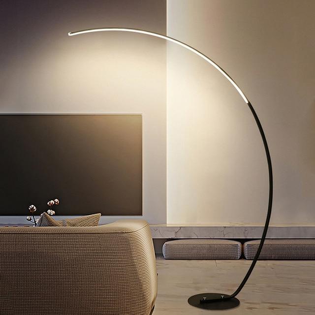 Nordic Arc Shaped Floor Lamp 4