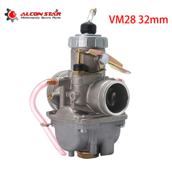 Alconstar-Carburador para moto Mikuni, 150cc, 175cc, 200cc, VM28, 32mm, Dirt Pit Bike, ATV, Quad