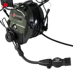 Image 2 - TAC SKY TCI LIBERATOR 1, orejeras de silicona, defensa auditiva militar, reducción de ruido, pastillas para deportes al aire libre, auriculares tácticos FG