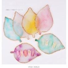 1 шт полимерный камень цветовая палитра накладные ногти советы