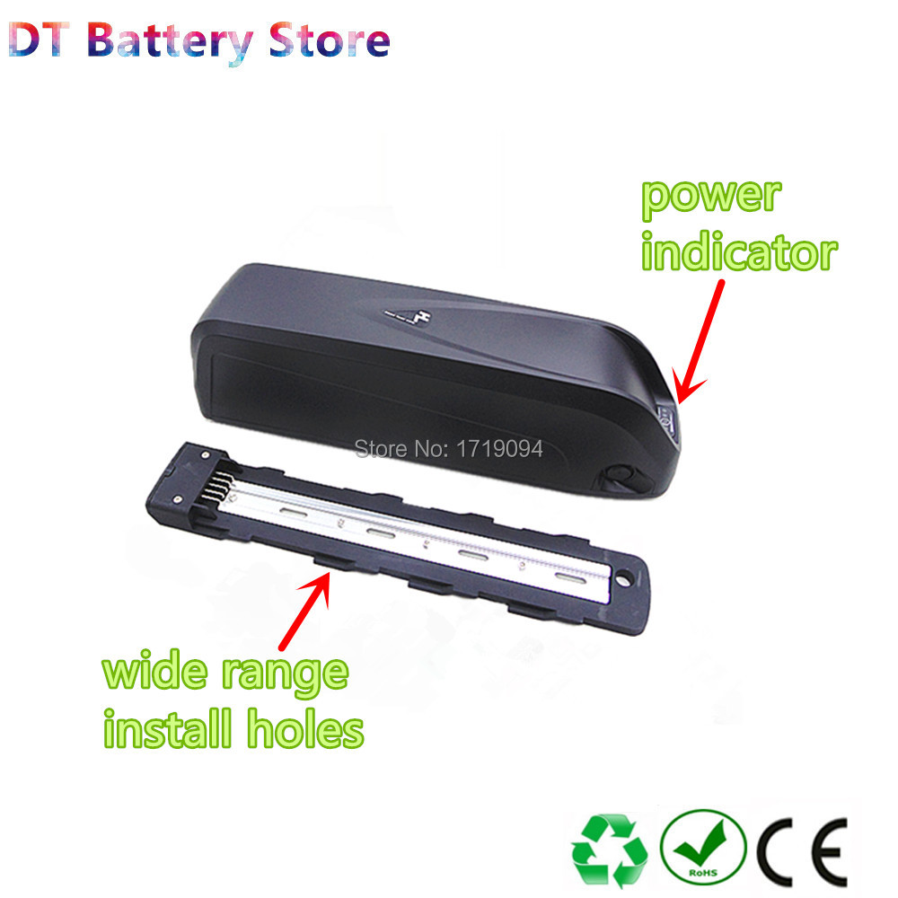 48v 52v 30A BMS lithium ion e-bike e-scooter batterie pack 12ah 13ah 14ah 15ah 16ah 17ah 17.5ah pour 500w 750w 1000w 1200w