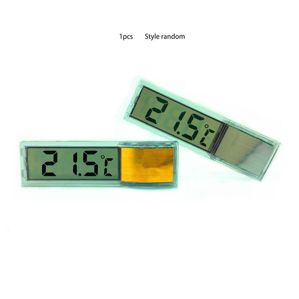 Fish Tank Thermometer Aquarium Water Temperature Monitor Submersible Waterproof Digital LCD Thermometer Sensor