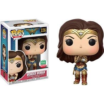 FUNKO POP Wonder Woman #226 # 172 Batman #19 #01 DC Comics Action Figure Toys Vinyl Decoration Models for Kids Birthday Gifts 3