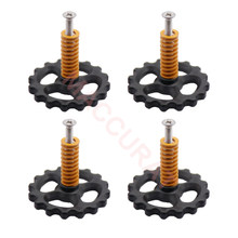 4 Set/Lot 3D Printer Parts Heated Bed Spring Leveling Kit+M3*35 Screw&Nut Prusa I3 Mk2/mk3 Hotbed DIY Leveling Modules