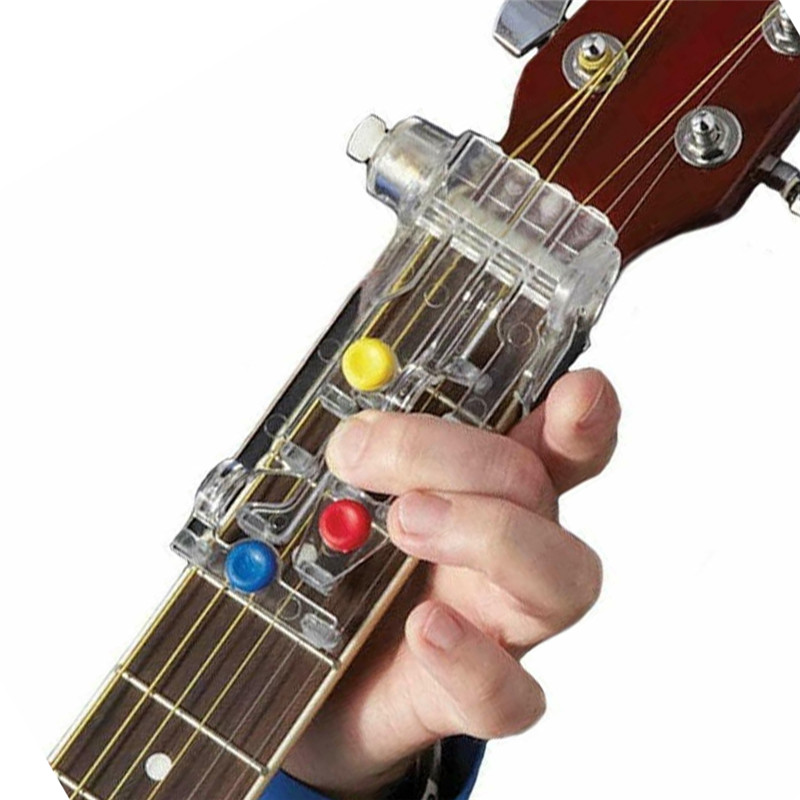 Classical Chord Teaching Aid Guitar Learning System Teaching Aid Accessories for Guitar Learning Dropshipping image