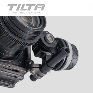 Image 2 - Tilta Tiltaing Mini Matte Box для зеркальной камеры DSLR, беззеркальной камеры s FF T06, Новый мини двигатель Follow Focus, Tilta Nucleus N Nano для камеры
