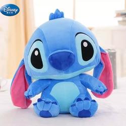 48 CM Kawaii Stitch Long ears Plush toys Disney cute Dolls Soft Pillows for baby kids Dear person gift