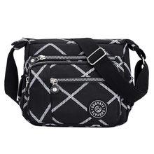 2021 novas mulheres mensageiro sacos para as mulheres à prova dwaterproof água bolsa de ombro feminino senhoras crossbody sacos senhoras bolsa com zíper
