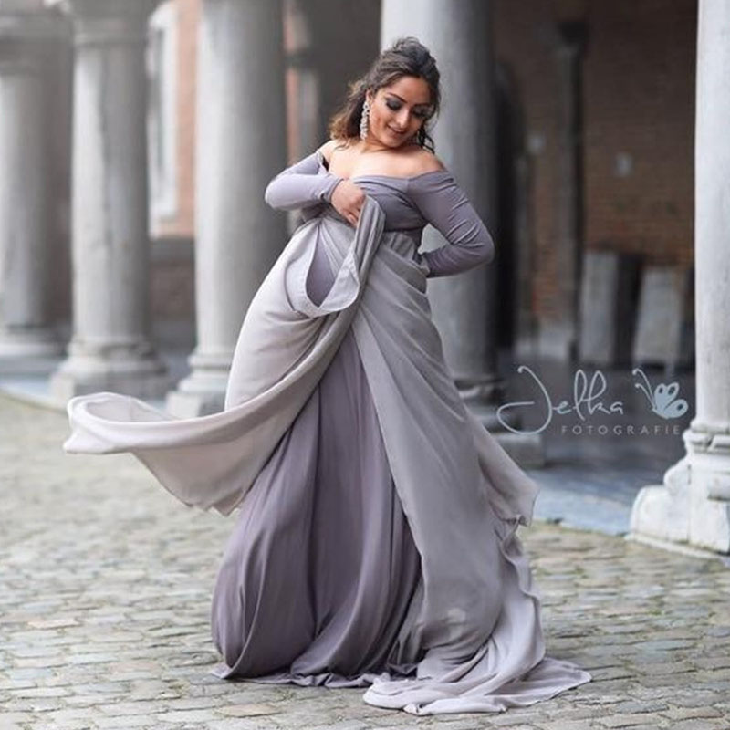 Maternity Dresses For Photo Shoot Maternity Photography Props Pregnancy Dress Photography Pregnant Women Maternity Clothes