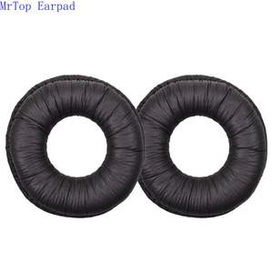 1 Pair Black Color Replacement Earpad Ear Pad Cushion for Sony MDR-V150,MDR-V250V and