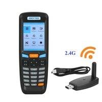 2.4G Wireless Handheld PDT Barcode Scanner 1D/2D Portable Data Collector Terminal Device Bar Code Reader