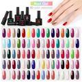 COSCELIA, 40 цветов, Гель-лак для ногтей, лак для ногтей, Базовое покрытие, Перманентная гель-краска для ногтей, полуперманентный лак для ногтей