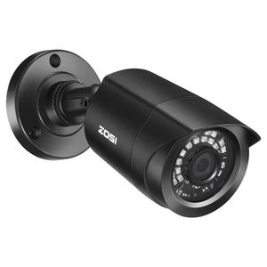 Image 1 - ZOSI 1080P HD TVI CCTV Security Camera ,3.6mm Lens 24 IR LEDs,65ft Night Vision ,Outdoor Whetherproof Surveillance Camera