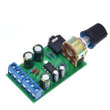 Dc 1.8 12v tda2822m 2.0 módulo de placa de amplificador de áudio estéreo amplificador de canal duplo amp aux para arduino