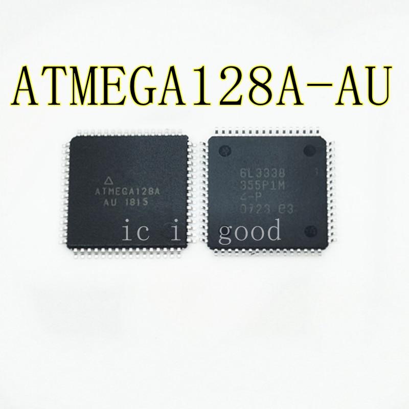 5PCS 10PCS 20PCS ATMEGA128A-AU ATMEGA128A ATMEGA128 8-bit Microcontroller With 128K Bytes In-System Programmable Flash