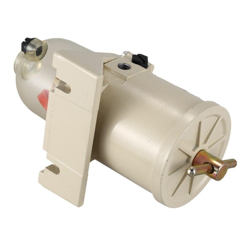 500FG/FH filtre bateau pièces modifiées séparateur d'eau de carburant marin filtre à carburant séparateur d'eau avec chauffage - 5