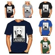 T-shirt Unisex T-shirt Tee tutte le taglie uomo 2018 estate girocollo T-shirt da uomo Nuovi Uomini Di Arrivo Del Fumetto Di Modo Anbu