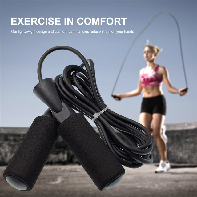Speed Skipping Ropes Adjustable Sports Jump Ropes Lose Weight Exercise Gym Fitness Equipment Training Boxing Sports Exercises 1