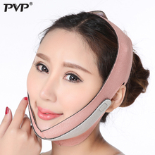 Health Care Face Lift Up Belt Thin Face Mask Massager Slimming Facial Shaper Bandage Sleep Anti Snoring Support Face Correction цена