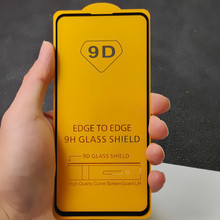 9D Tempered Glass For Xiaomi K20 K30 Pro Note 6 5 Pro Screen Protector