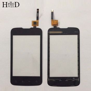 Mobile Touch Screen For Fly IQ238 IQ 238 Touch Screen Digitizer Panel Sensor Front Glass Parts Protector Film 5 mobile front touch screen for cubot rainbow 2 touch screen glass digitizer panel sensor capacitive free protector film tape
