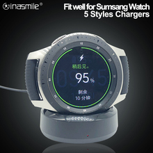 Dock-Base Smart-Watch-Accessories Fast-Watch Samsung Charger Wireless for Galaxy Fit