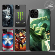 Buy Captain America for Case iPhone 11Pro Max cover for Case iPhone 6S SE 6 7 8 Plus XS Max XR Phone Cover Case for iPhone 7 8 Plus directly from merchant!