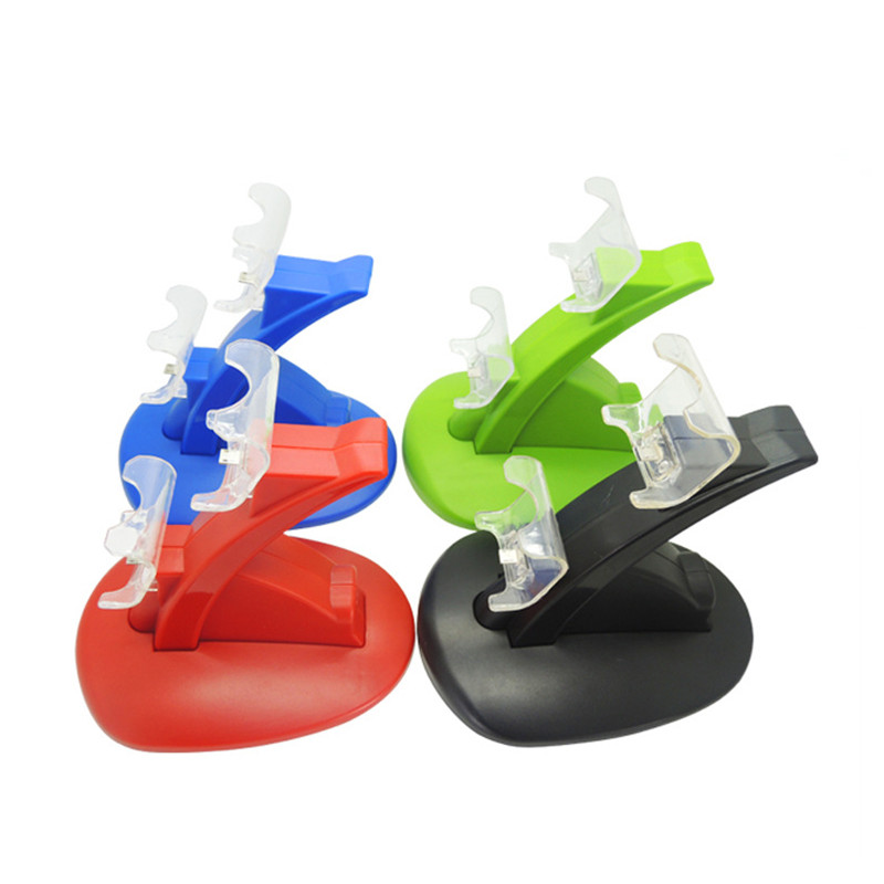 Charging Stand Station Cradle for Sony Playstation 4 PS4 (10)