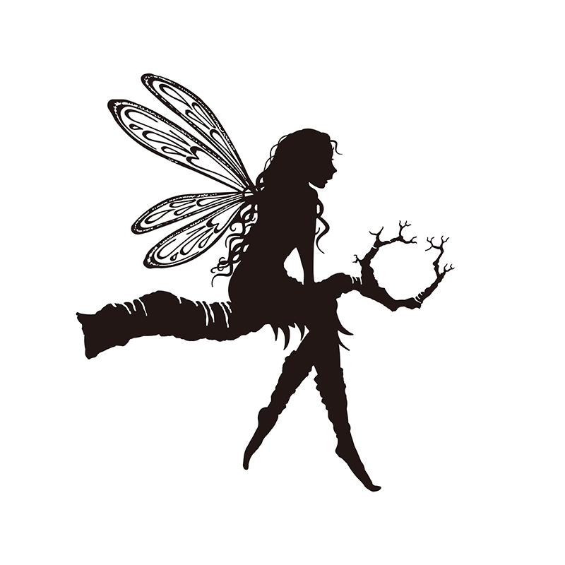Tree Goddess Transparent Silicone Clear Stamps For Scrapbooking DIY Craft Decoration Angel Stamp Kids Stationery