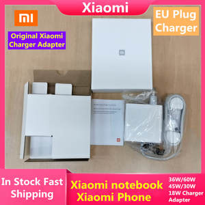Xiaomi Charger Laptop Mobile-Phone 65w-Type-C Usb-C-Port Qc-4.0-Adapter EU 45W Universal