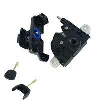 Bonnet Hood Lock & Latch Complete Set with 2 Keys for Ford Transit MK7 2006 2011