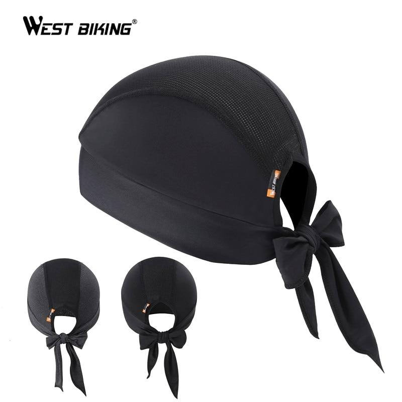 WEST BIKING-gorros de ciclismo Anti-UV para hombre y mujer, sombrero para deportes al aire libre, correr, pescar, ciclismo de montaña