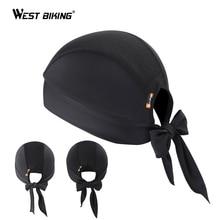 WEST BIKING Cycling Caps Summer Anti-UV Bike Helmet Hat Outdoor Sport Running Fishing MTB Bike Riding Bandana Men Women Hat Cap