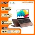 Новейший ноутбук Teclast F7 Air, 14 дюймов, 8 Гб LPDDR4 256 ГБ SSD Intel N4120 ноутбук 1920x1080 Windows 10 OS 180 °, ноутбуки 1,18 кг Type-C