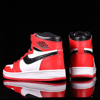 AJ1 Men Shoes Air Force One Hight top Shoes COUPLE'S Net Red Trendy Shoes Casual Student Basketball Sports Shoes Spring