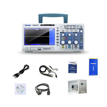 Hantek DSO5102P Digital Oscilloscope Portable 100MHz 2Channels 1GSa/s Record Length 40K USB Osciloscopio Handheld Oscilloscopes
