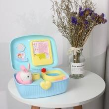 AI Can Росток кролик дом кролик Домашнее животное умный развивающий дом милый кролик Meng дом игровой дом игрушки