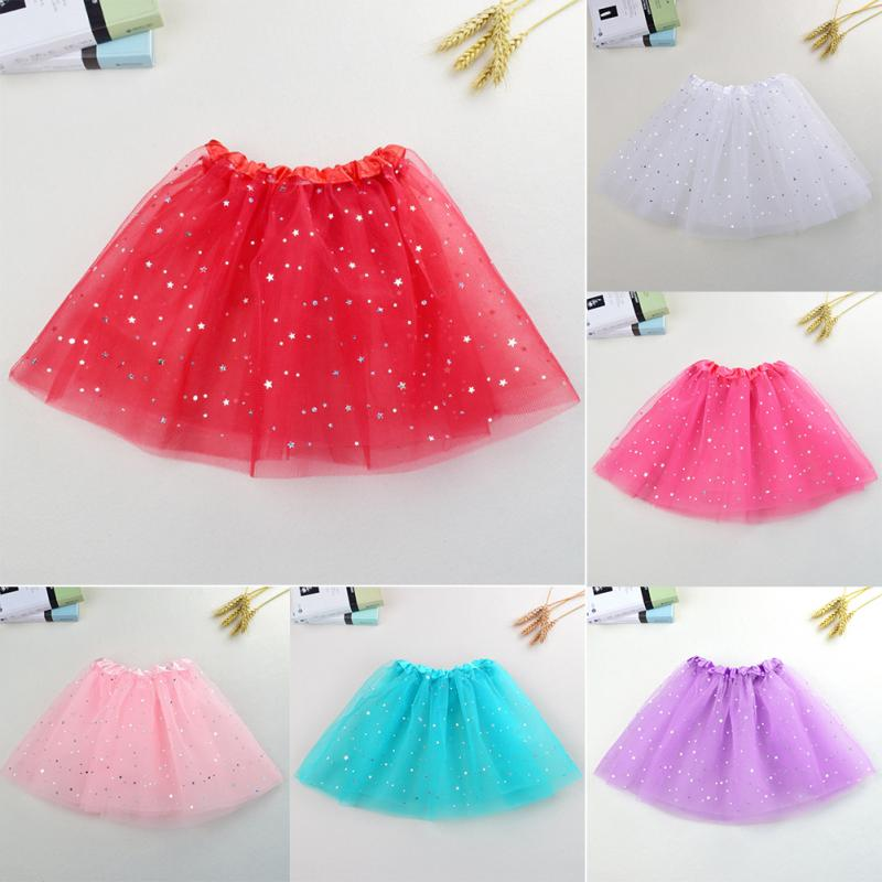 Three Tier Chiffon Baby Girls Tutu Skirt Ballerina Fluffy Children Ballet Skirts For Party Dance Princess Girl Tulle Clothes New Ballet Aliexpress