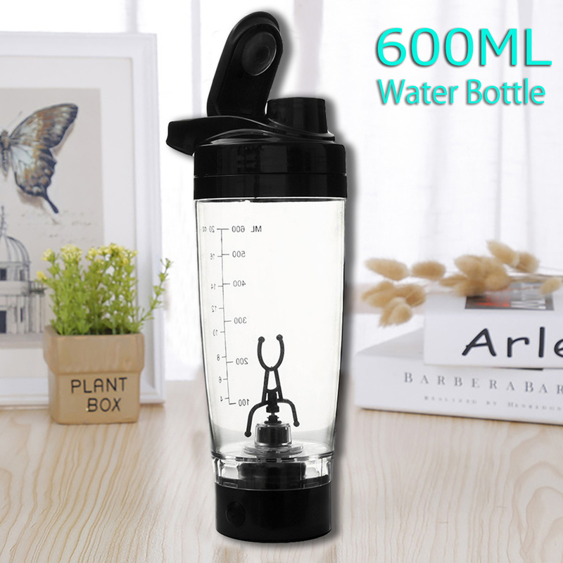 600ML Shaker Cup Electric Blender Protein Shaker Bottle Brewing Powder Movement Eco Friendly Automatic Vortex 600ML Shaker Cup Electric Blender Protein Shaker Bottle Brewing Powder Movement Eco Friendly Automatic Vortex Mixer