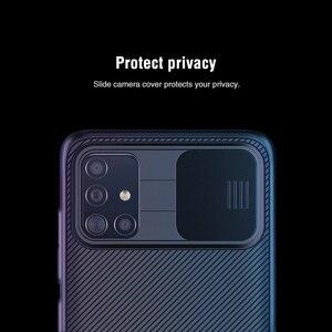 Image 2 - Voor Samsung Galaxy A51 Case Nillkin Slide Camera Bescherming Cover Voor Samsung Galaxy A71 M51 M31S A42 5G Case