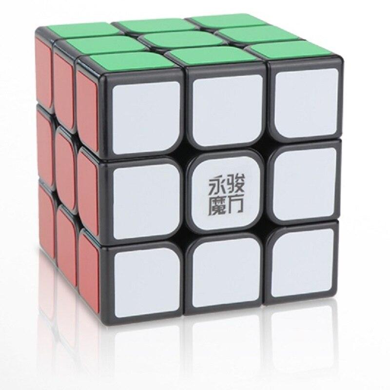 cubos mágicos magnéticos ímãs yongjun quebra-cabeça cubos