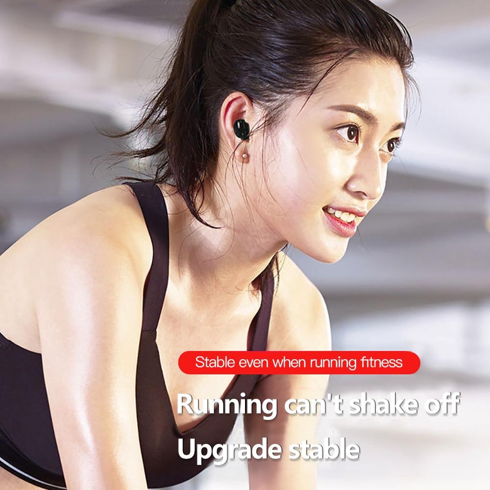 Mini X9 bežične bluetooth slušalice za slušalice sportske igraće - Prijenosni audio i video - Foto 5