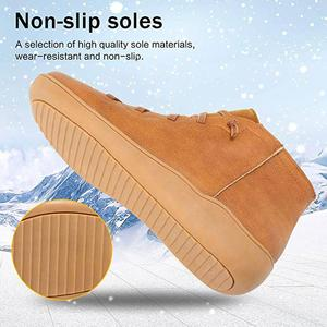 Image 5 - Women Ankle Shoes PU Leather Femme Shoes Cross Strap Lace up Girls Boots Spring Autumn Ladies Boots WJ003