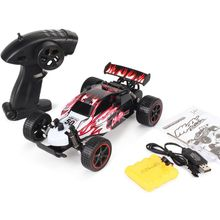 1:20 2.4G Off-Road Vehicle High Speed Racing Remote Control Crawler RC Car R9UE недорого