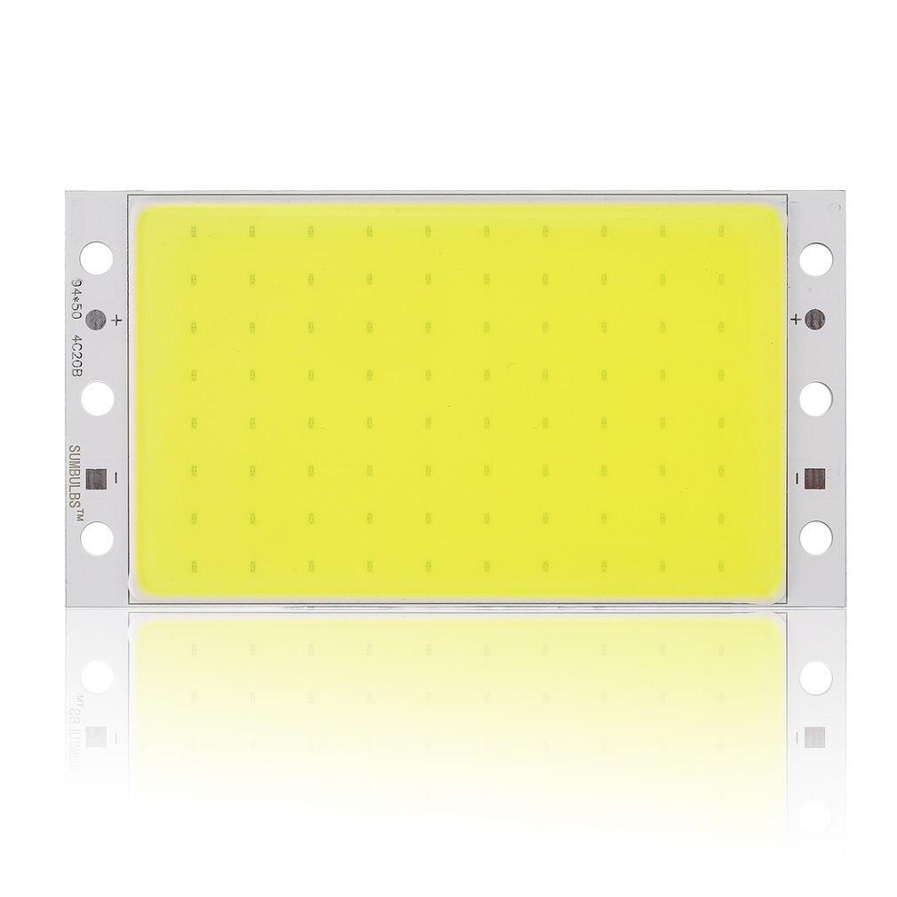 12V-14V 16W LED Light Strip COB LED Module Four Lights Colors Optional Bar DIY Kit