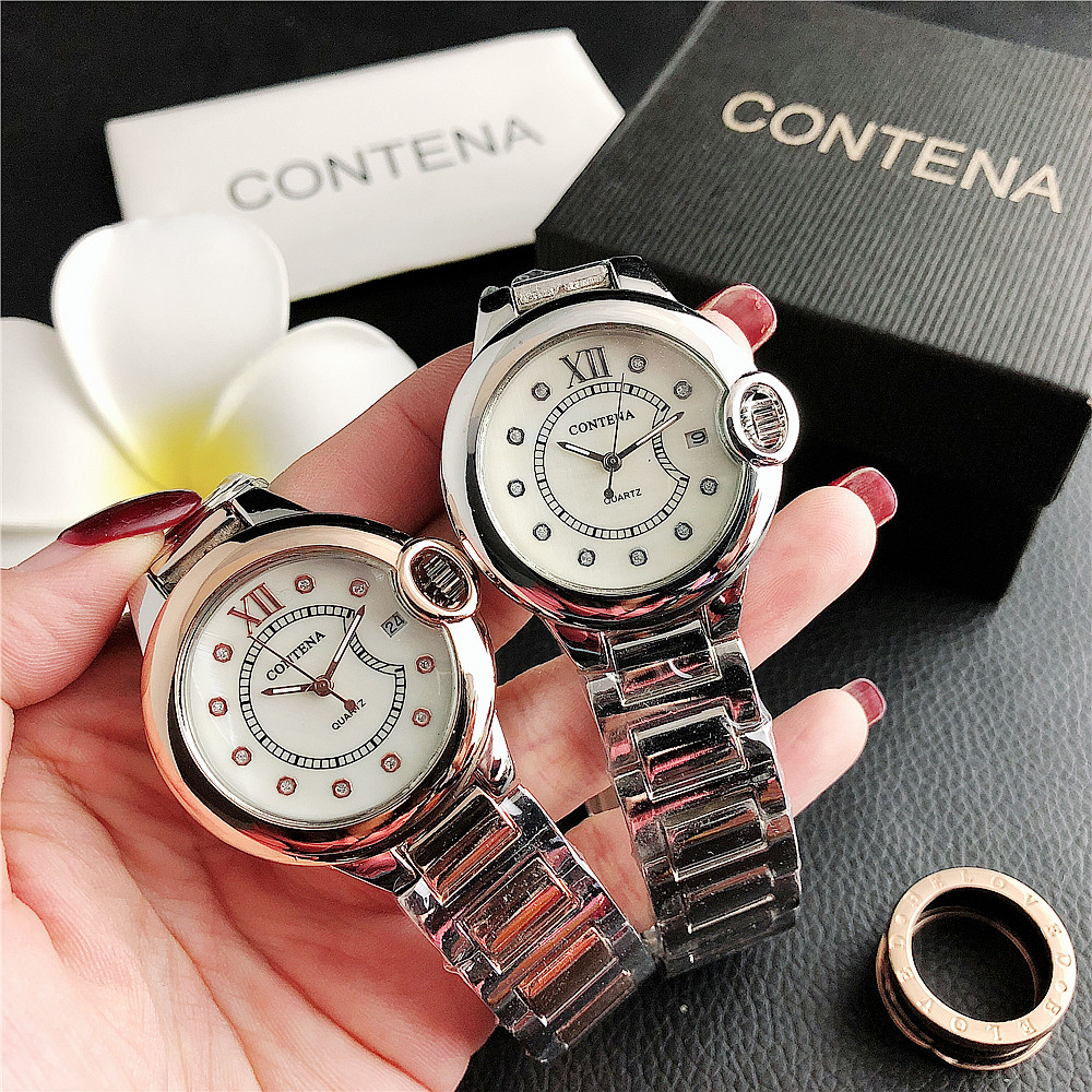 7224ZZ     New Products Roman Numeral Alloy Watch With Diamonds Ladies Watch