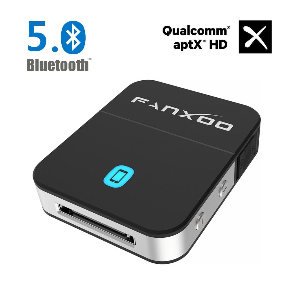 30Pin беспроводной Bluetooth 5,0 приемник аудио адаптер для Bose SoundDock iPod iPhone Динамик адаптер 30-контактный док-станция для док-станции
