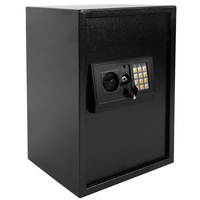 E50EA Home Use Electronic Password Steel Plate Safe Box Storage Cabinet Anti thief Safety Strongbox
