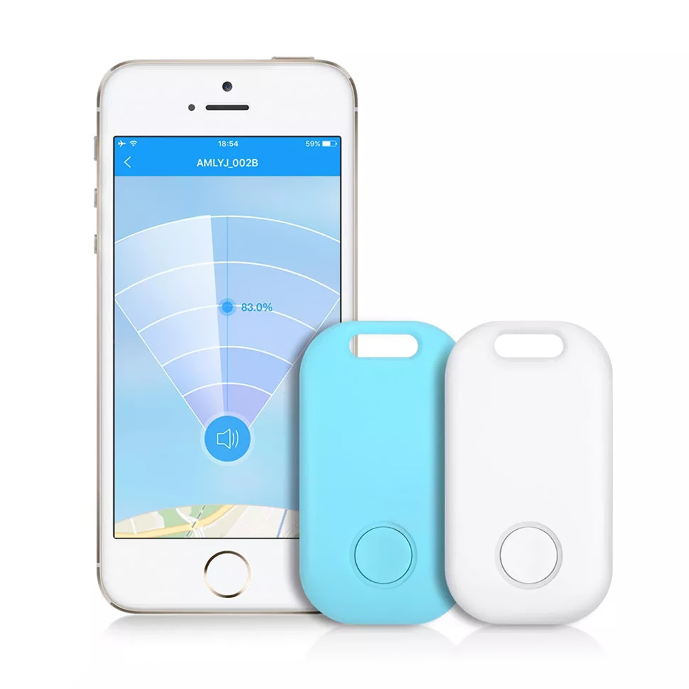 Kids Safety Locks Mini Smart Finder Wireless Bluetooth Alarm Anti Lost Device Locator For Kids Key Luggage Wallet Phone Trackers